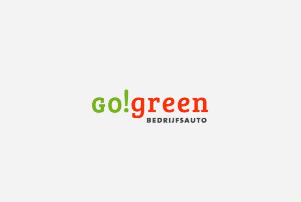Designly - Go!Green logo- en huisstijlontwikkeling - Renses Alkmaar